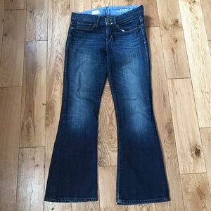 Gap Perfect Boot Jeans 28/6a